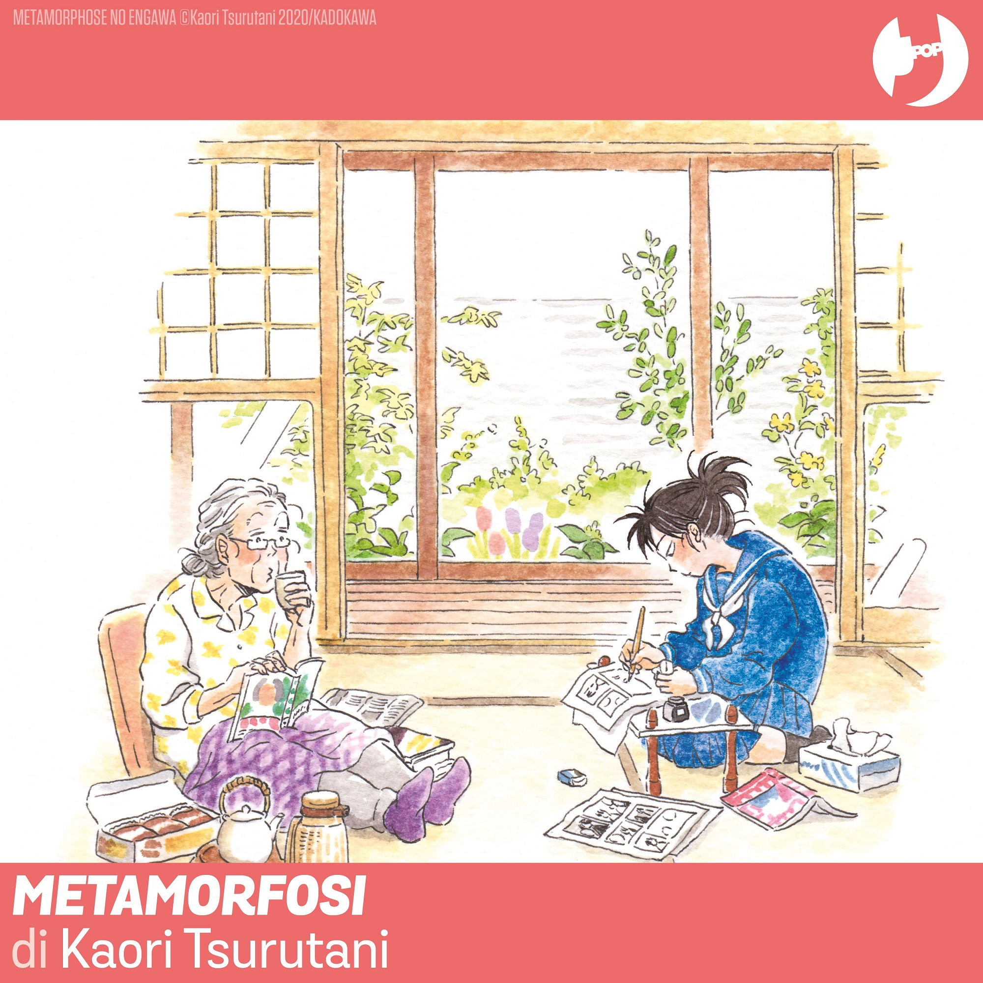 Metamorfosi - Recensione del primo volume