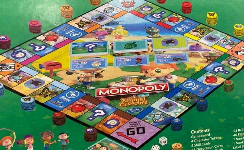 Animal Crossing: New Horizons, in arrivo il Monopoly ufficiale
