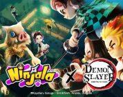 Ninjala: disponibile la collaborazione con DEMON SLAYER