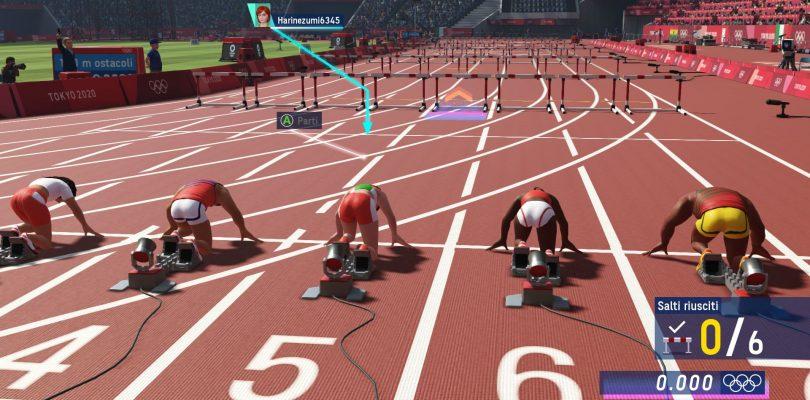 Giochi Olimpici di Tokyo 2020: Il Videogioco Ufficiale
