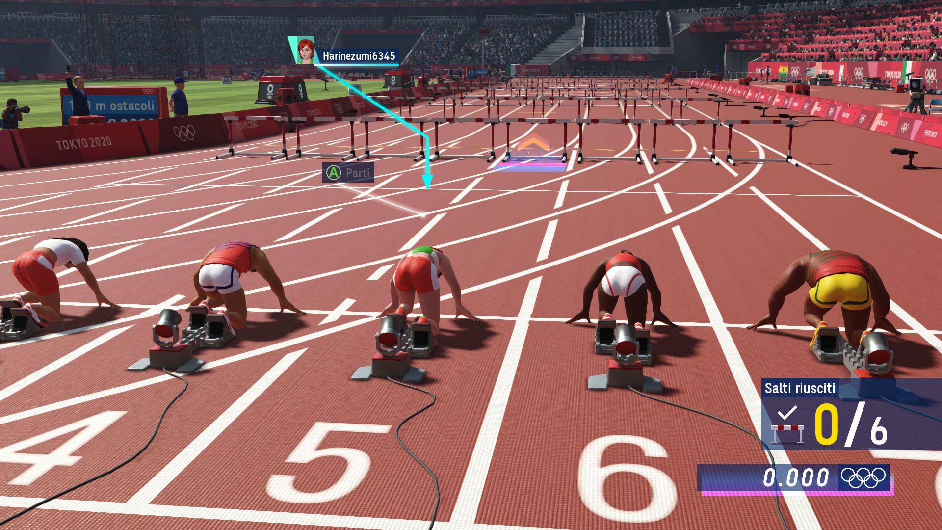 Giochi Olimpici di Tokyo 2020: Il Videogioco Ufficiale - Recensione