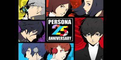 Persona: il sito del venticinquesimo anniversario anticipa sette nuovi progetti
