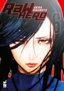 RAW HERO: il manga si conclude in Italia