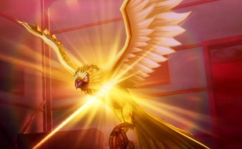 Horus in Shin Megami Tensei V