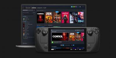 Steam Deck: Valve annuncia la sua console portatile