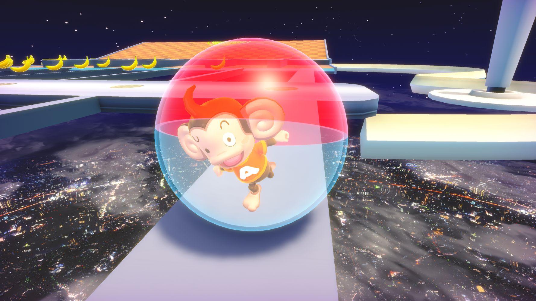 Super Monkey Ball: Banana Mania