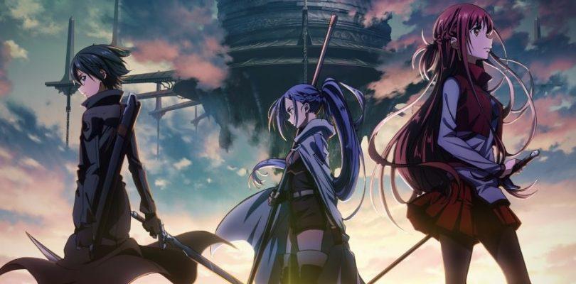 Sword Art Online the Movie Progressive: Aria of a Starless Night