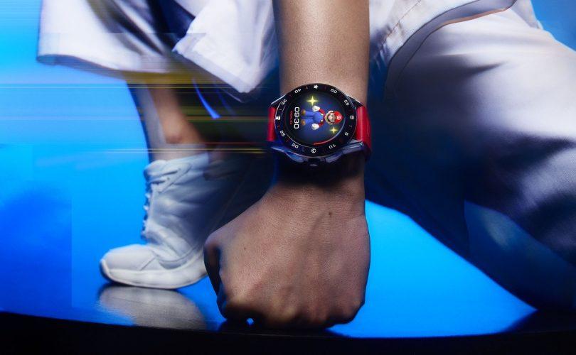 TAG Heuer annuncia lo smartwatch di Super Mario