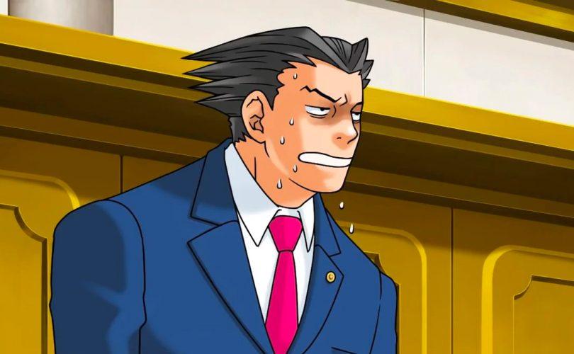 Phoenix Wright: Ace Attorney Trilogy HD - Un nuovo aggiornamento corrompe i salvataggi