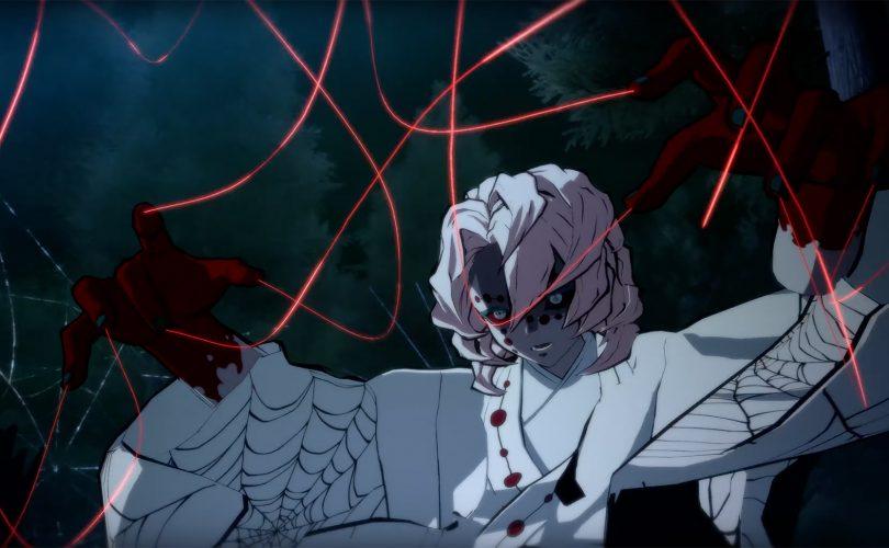 DEMON SLAYER: The Hinokami Chronicles, trailer dalla gamescom 2021