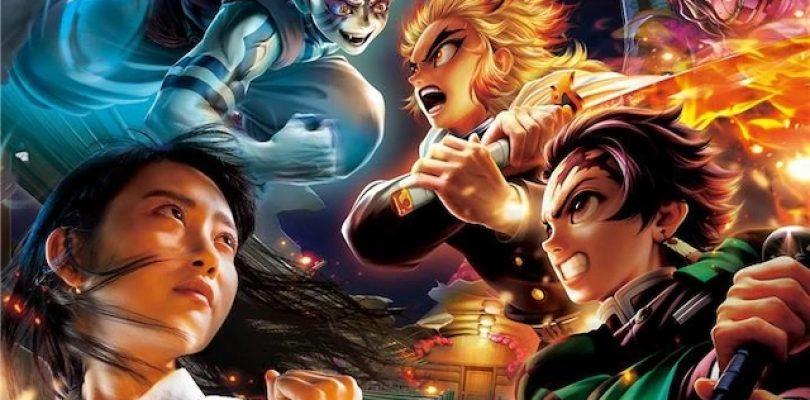 DEMON SLAYER: un ristorante a tema è in arrivo agli Universal Studios Japan