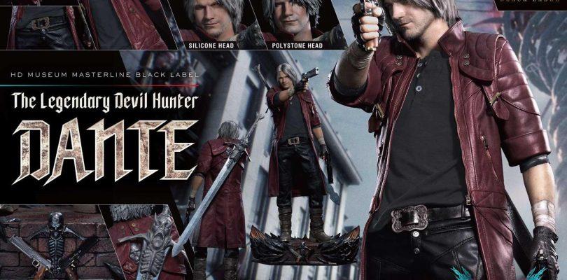 Devil May Cry 5: la statua da collezione di Prime 1 Studio costerà oltre duemila euro