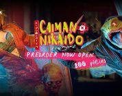 Dorohedoro: aperti i pre-order per la Caiman & Nikaido Elite FigumiZ Statue di Figurama Collectors