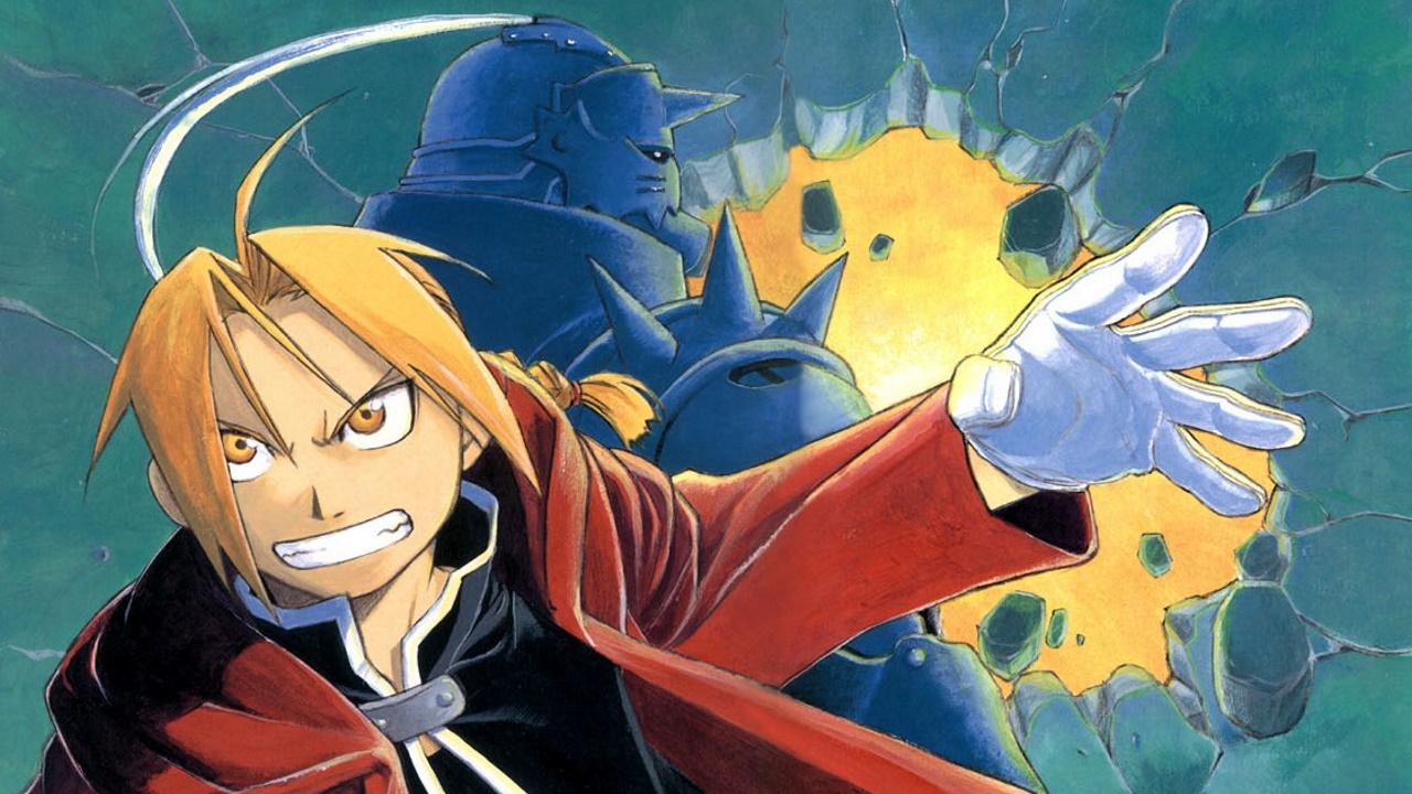 Fullmetal Alchemist Ultimate Deluxe Edition