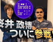Harada's Bar: Masahiro Sakurai parla di PR e horror