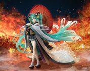 Hatsune Miku: prenotazioni aperte per la bellissima figure Land of the Eternal di Good Smile Company