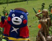 ONE PIECE: statua di bronzo per Nami nella prefettura di Kumamoto