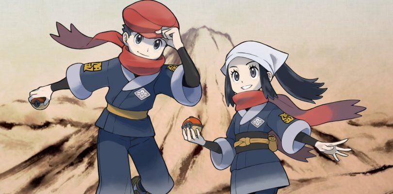 Leggende Pokémon: Arceus avrà creature inedite, mostrato un gameplay inedito