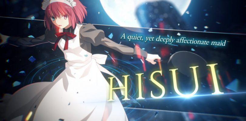 Melty Blood: Type Lumina – Character trailer per Hisui
