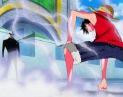 ONE PIECE Luffy Gear Second