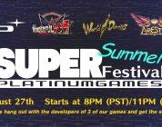 PlatinumGames Super Summer Festival