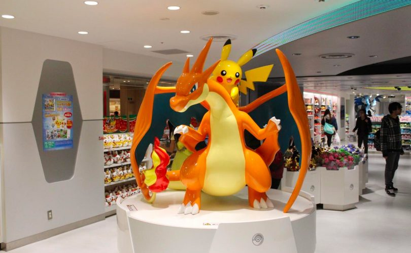 Il Pokemon Center Mega Tokyo chiude temporaneamente