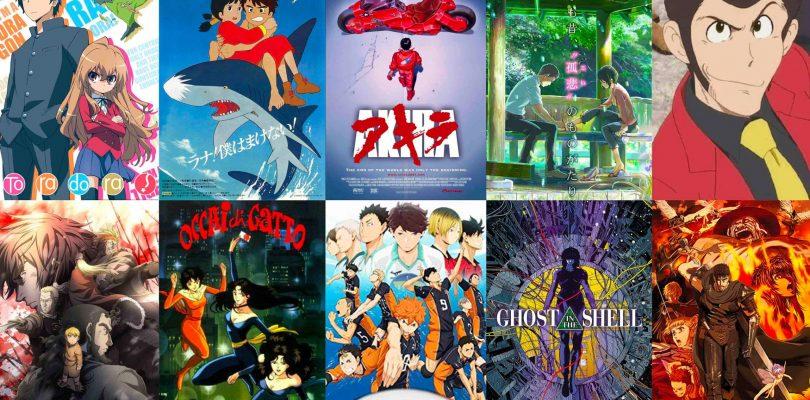 Amazon Prime Video: i migliori anime disponibili sulla piattaforma