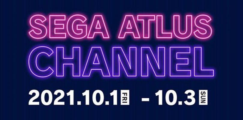 SEGA ATLUS CHANNEL: l'evento digitale tornerà per il Tokyo Game Show 2021
