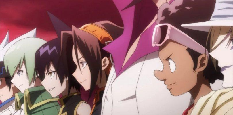 SHAMAN KING 2021 anime Netflix