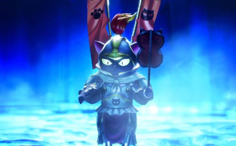 Shin Megami Tensei V: trailer per i demoni Neko Shogun, Orthrus e tanti altri