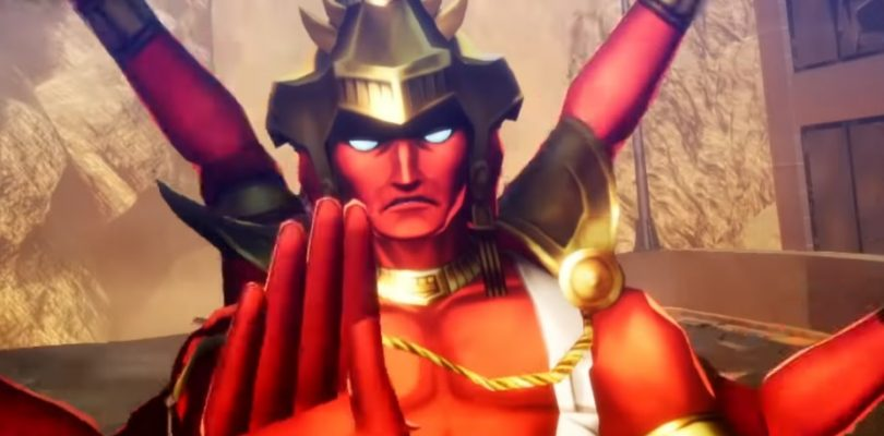 Shin Megami Tensei V: trailer per i demoni Asura, Cait Sith e tanti altri