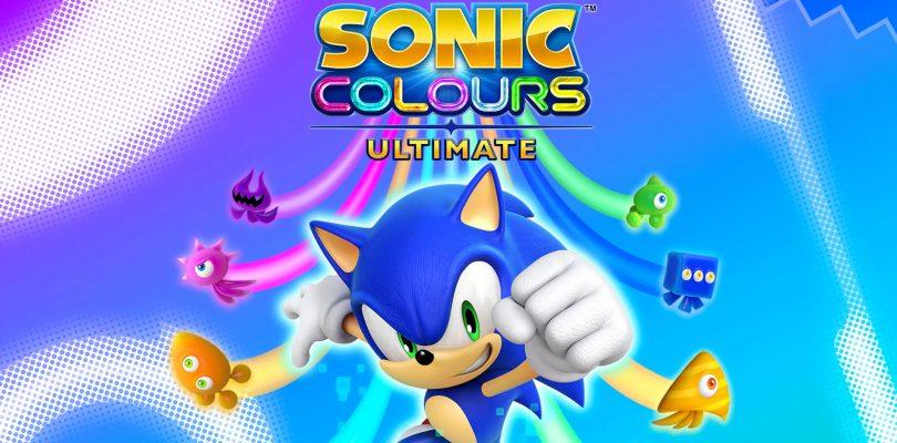 Sonic Colours: Ultimate, ecco la nuova data di rilascio della versione fisica
