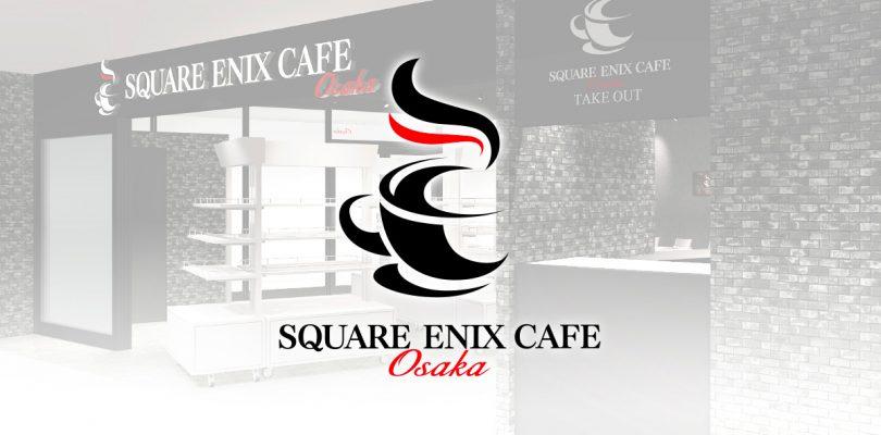 Giappone: chiude anche lo SQUARE ENIX Café di Osaka