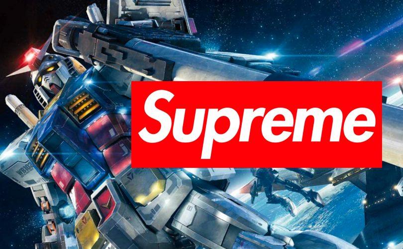 Supreme Gundam: l'RX-78-2 si tinge di rosso