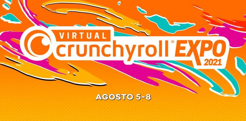 Virtual Crunchyroll Expo 2021: le date della nuova edizione online