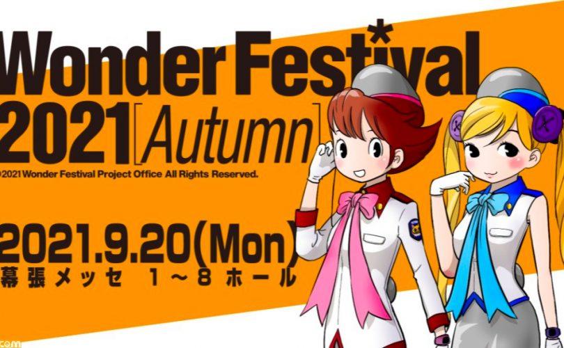 Anche il Wonder Festival 2021 [Autumn] è stato cancellato