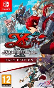 Ys IX: Monstrum Nox per Nintendo Switch - Recensione