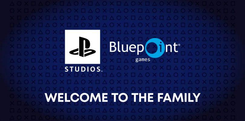 Sony annuncia l'acquisizione di Bluepoint Games