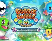 Bubble Bobble 4 Friends: The Baron's Workshop arriverà su PC il 30 settembre