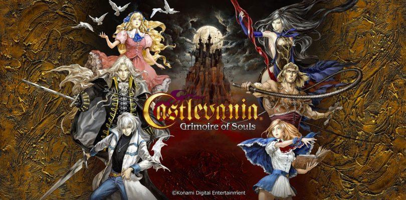 Castlevania: Grimoire of Souls è disponibile ora su Apple Arcade