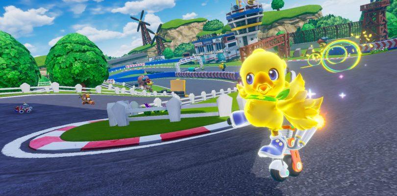 Chocobo GP: gameplay e screenshot del nuovo gioco SQUARE ENIX