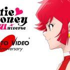 CUTIE HONEY UNIVERSE arriva in Italia con Yamato Video