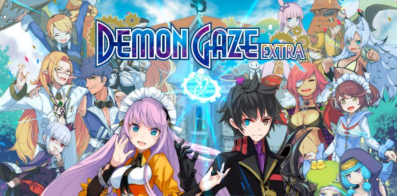 Demon Gaze EXTRA annunciato per l'Occidente, arriverà a dicembre