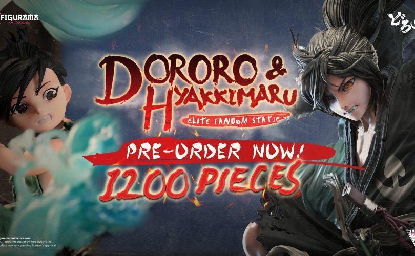 Dororo & Hyakkimaru Elite Fandom Statue – Aperte ufficialmente le prenotazioni
