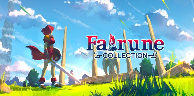 Fairune Collection è disponibile ora su PlayStation 4