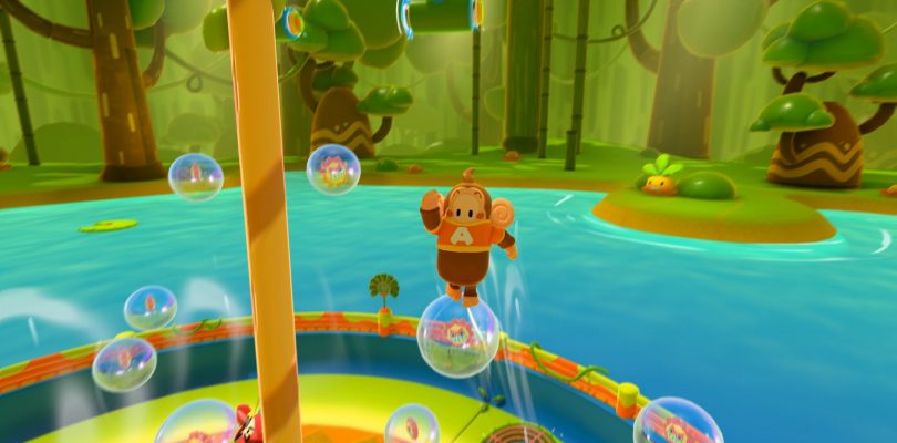 Fall Guys: al via la collaborazione con Super Monkey Ball