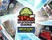 GUNDAM: un sito per celebrare il 35° anniversario dei videogiochi del franchise