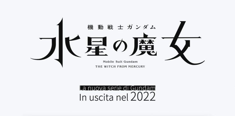 Mobile Suit Gundam: THE WITCH FROM MERCURY, annunciata la nuova serie TV