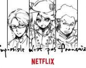 Lady Napoleon è il titolo del nuovo anime originale di Netflix