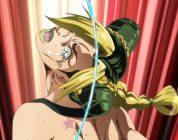 Le Bizzarre Avventure di JoJo STONE OCEAN anime Netflix